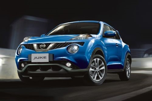Nissan Juke yang menjadi pelopor mobil crossover kompak