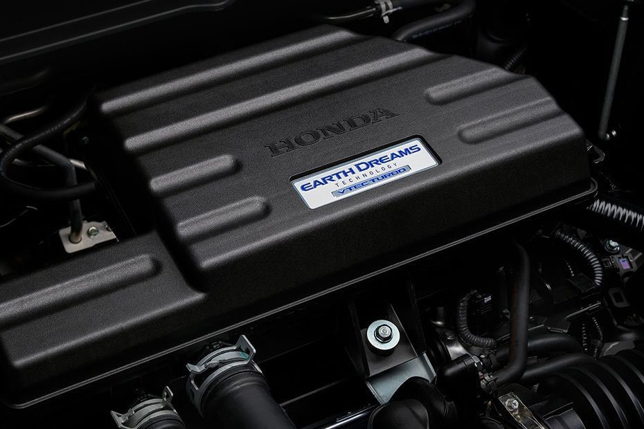 mesin Honda CR-V berkapasitas 1.498 cc dengan turbocharger dan Earth Dreams Technology