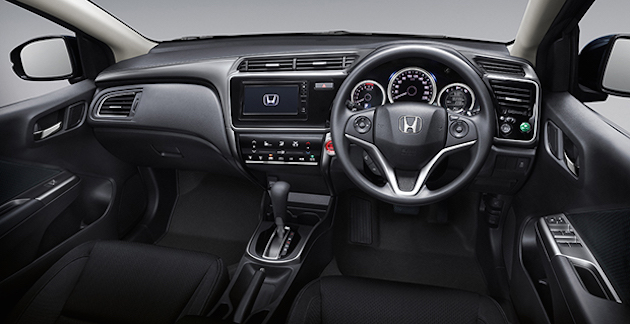 interior Honda City dengan desain lebih modern dan elegan
