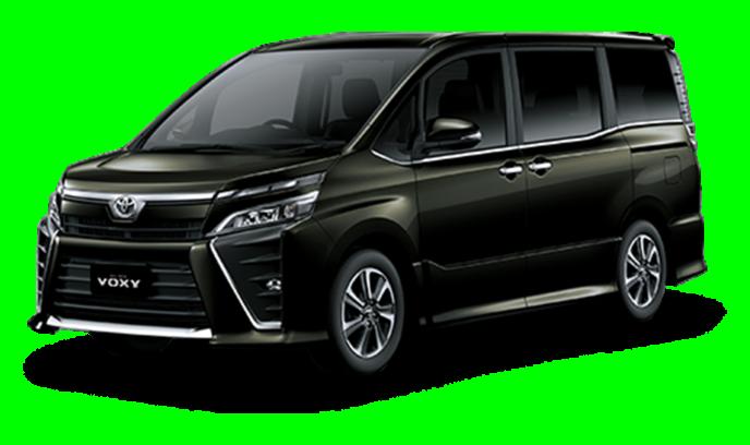 Toyota Voxy yang dibuat untuk menggantikan Toyota Nav1