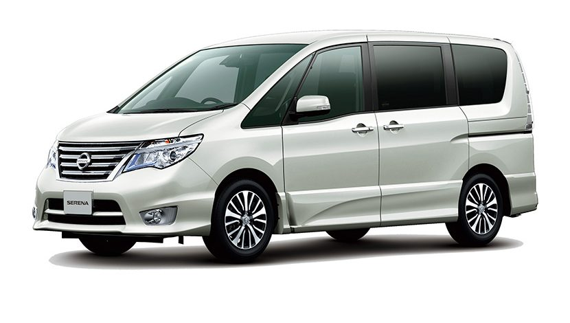 Nissan Serena yang sudah memasuki generasi kelima