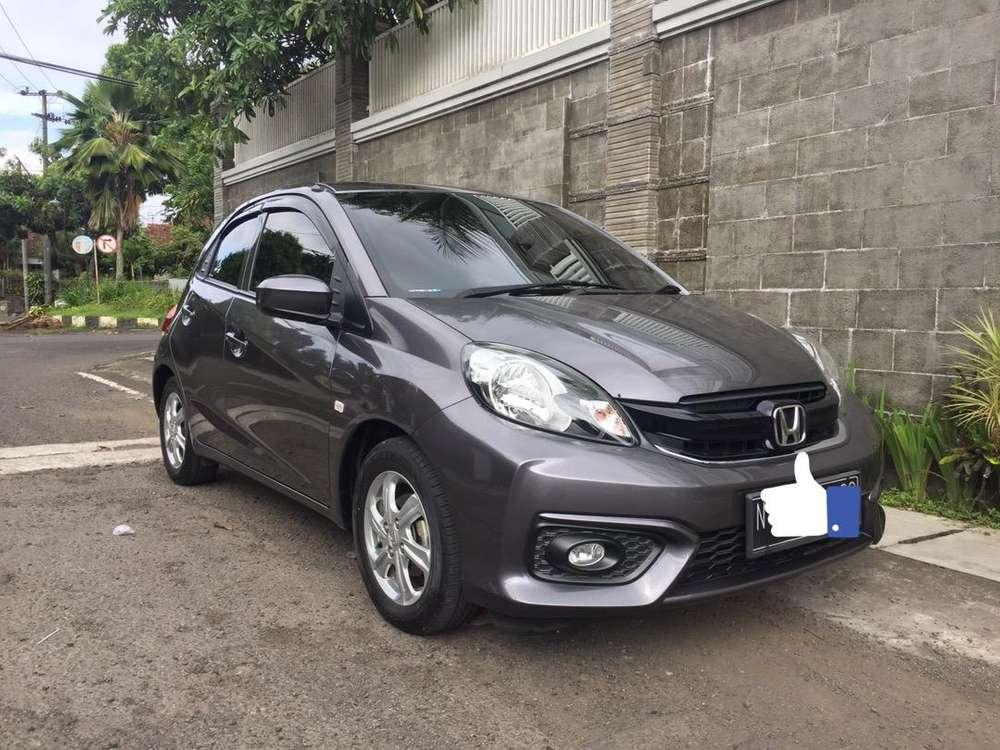 Honda Brio Satya E 2016 286983