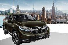 Harga Honda CR-V Oktober 2021
