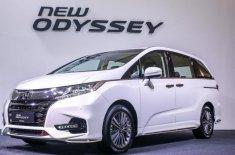 Harga Honda Odyssey Oktober 2021