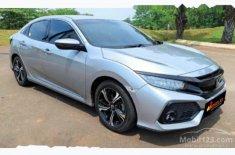 2017 Honda Civic E Hatchback