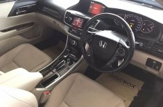 2015 Honda Accord VTi-L Sedan