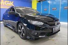 2018 Honda Civic ES Prestige Sedan