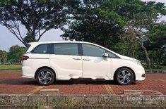 2014 Honda Odyssey Prestige 2.4 MPV