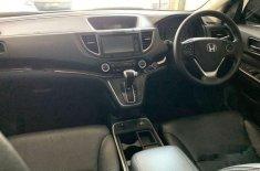 2016 Honda CR-V Prestige SUV