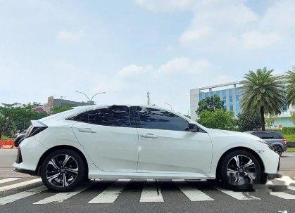 2018 Honda Civic E Hatchback